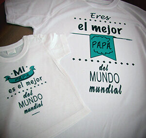 Camisetas minicamisetas