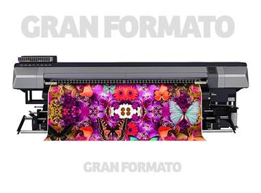 Impresión de gran formato