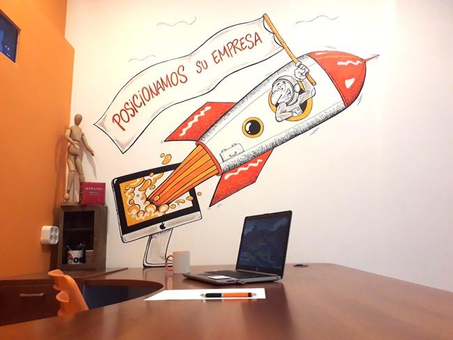 oficina de diseño web