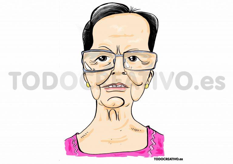 caricatura-abuela