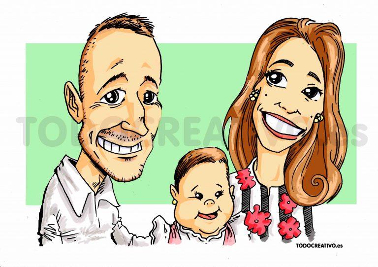 caricatura-novios