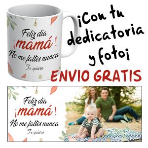 Taza Diseño + Foto + texto + ENVIO GRATIS